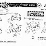 Model Sheets - Image 4 of 34