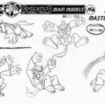 Model Sheets - Image 5 of 34