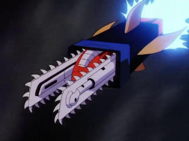 Shredder Missile