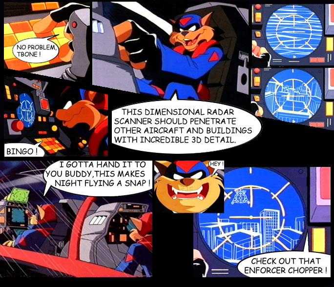 Screenshot Comic