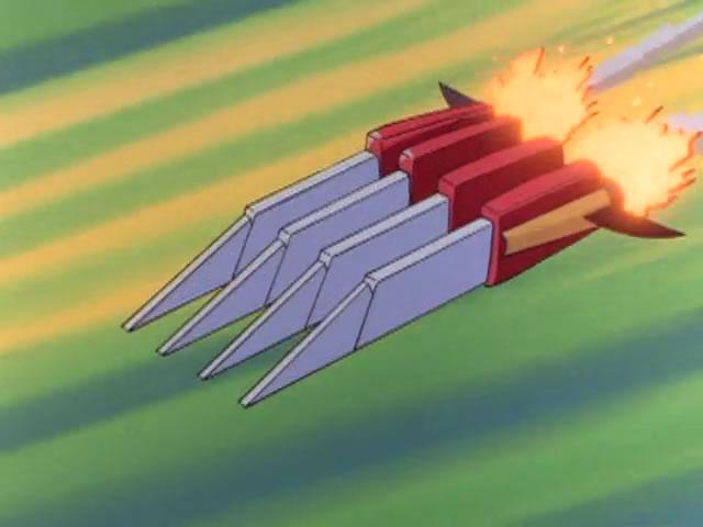 Slicer Missile