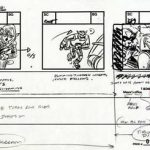Story Boards - Image 15 of 21