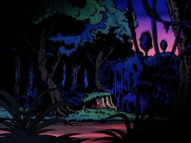 Megakat Swamp