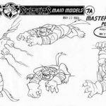 Model Sheets - Image 8 of 38
