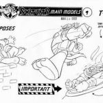 Model Sheets - Image 9 of 38