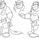 Model Sheets - Image 12 of 38