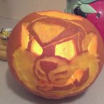 SWAT Kats Jack-o-Lanterns - Image 2 of 2