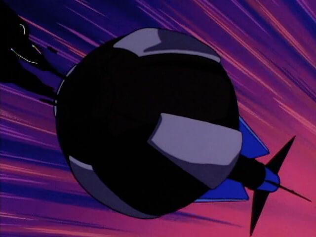 Tarhead Missile