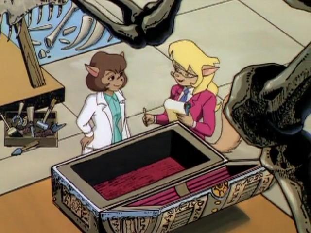 Buried Treasure - The Pastmaster Always Rings Twice Reviewed