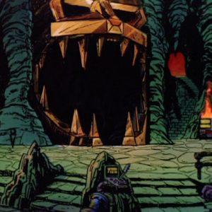 Dark Kat's Volcano Lair