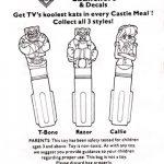 SWAT Kats Merchandise - Image 6 of 8