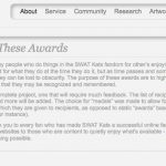 SWAT Kats Awards