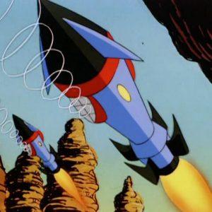 Banshee Missile
