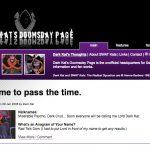 Dark Kat's Doomsday Page