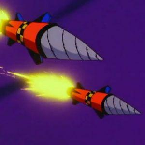 Drill Bit Missile