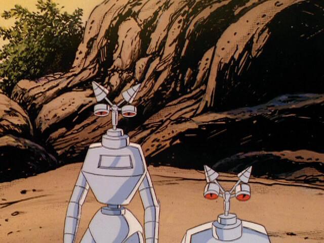 Hackle's Robots