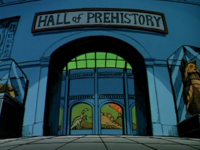 Hall of Prehistory