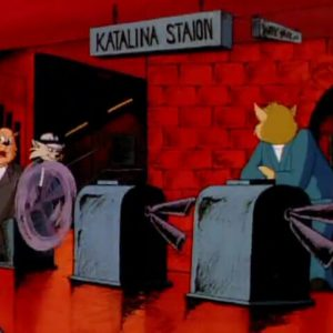 Katalina Station