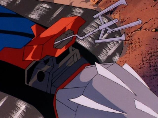 Mega-Winch Missile