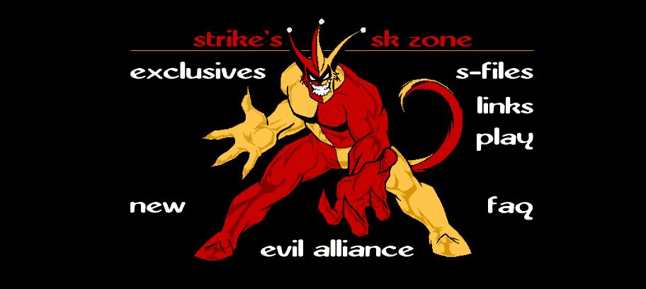 Strike's SWAT Kats Zone