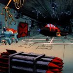 The SWAT Kats' Secret Hangar