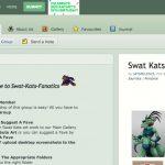 SWAT Kats Fanatics