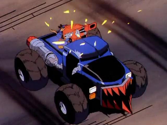 Thunder-Truck