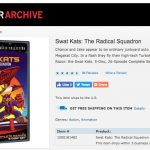 Warner Archive DVDs