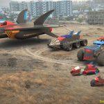 3D SWAT Kats Vehicles - Image 4 of 11
