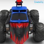 3D SWAT Kats Vehicles - Image 5 of 11