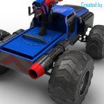 3D SWAT Kats Vehicles - Image 6 of 11