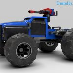 3D SWAT Kats Vehicles - Image 7 of 11