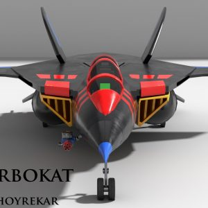 3D SWAT Kats Vehicles