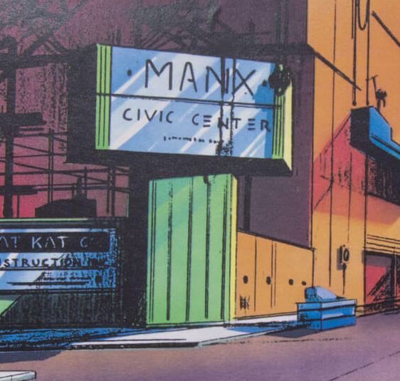 Manx Civic Center