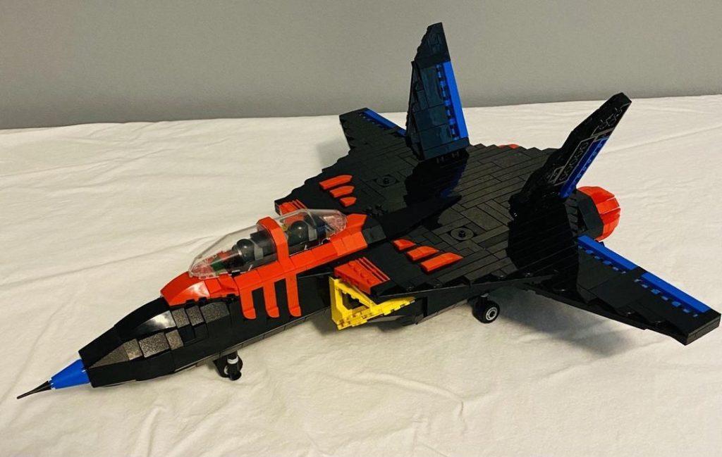 Lego Turbokat