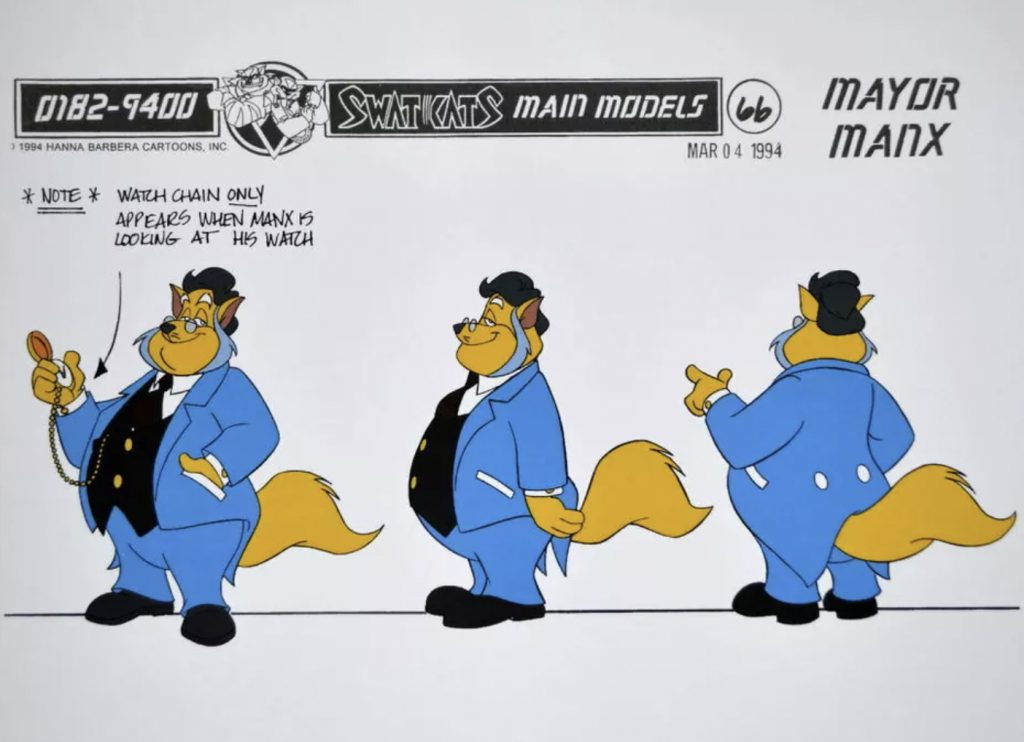Colorized Model Sheets - Image 2 of 10