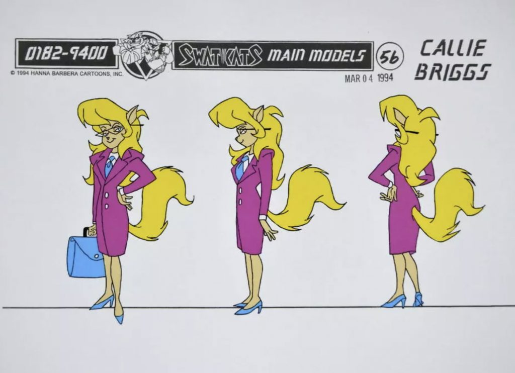 Colorized Model Sheets - Image 4 of 10
