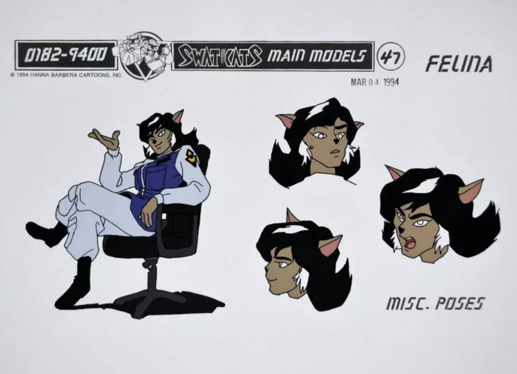 Colorized Model Sheets - Image 6 of 10