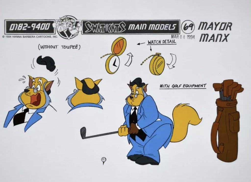 Colorized Model Sheets - Image 9 of 10