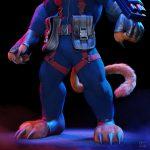 3D/Blender Razor Render - Image 6 of 11